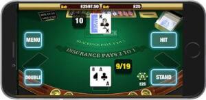 Blackjack casino sites